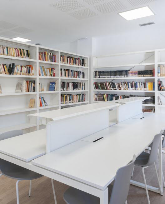 biblioteca en quartell portada orsal